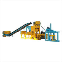 Fully Automatic Fly Ash Brick And Paver Block Making Plant