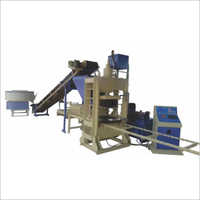 Automatic Fly Ash Brick And Paver Block Making Plant