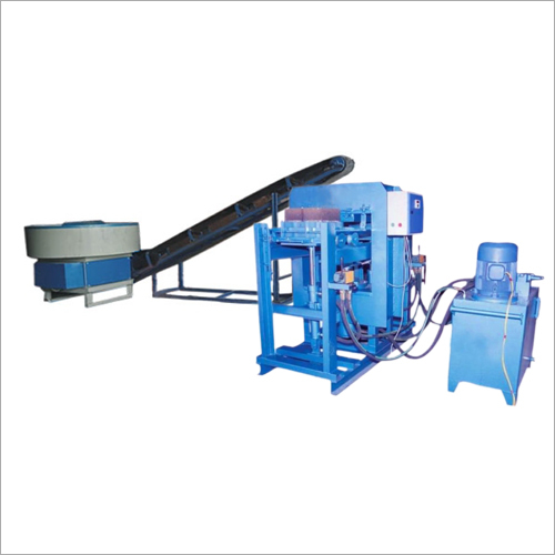 Semi Automatic Fly Ash Bricks Making Plant