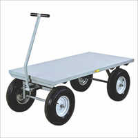 Material Forwarding Trolley