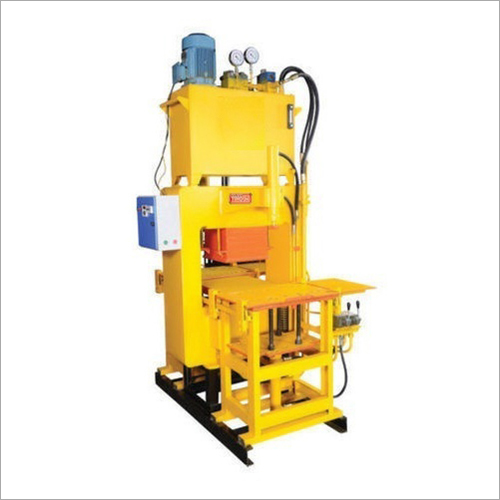 Hydraulic Manual Paver Block Making Machine