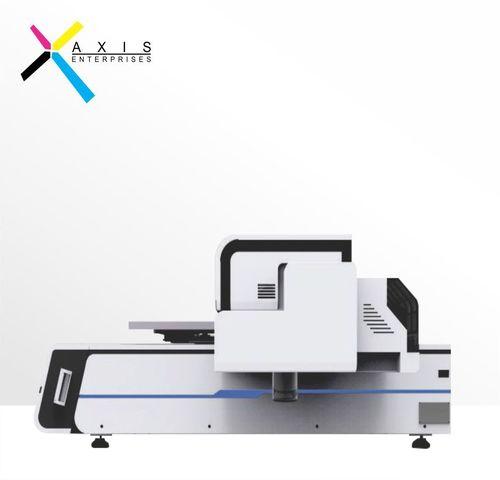 UV Button Printer