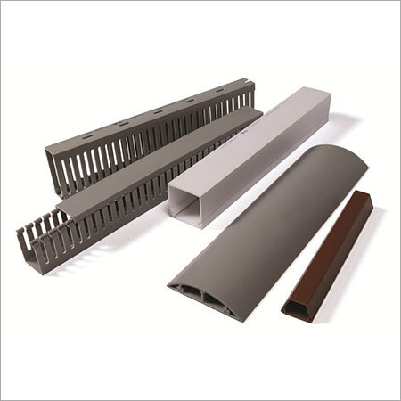 PVC Solid Wall Wiring Ducts