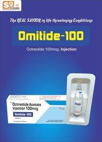 Octreotide 100 MCG /ML