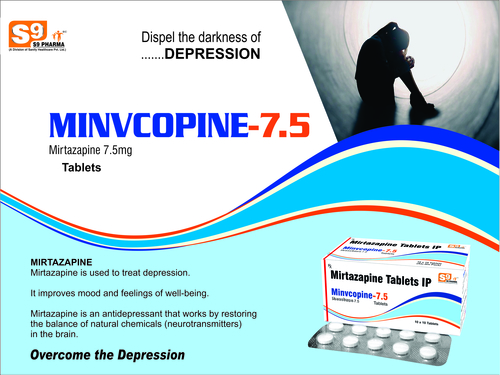 Mirtazapine 7.5mg