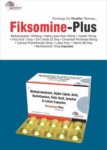 Fiksomine-Plus Capsules
