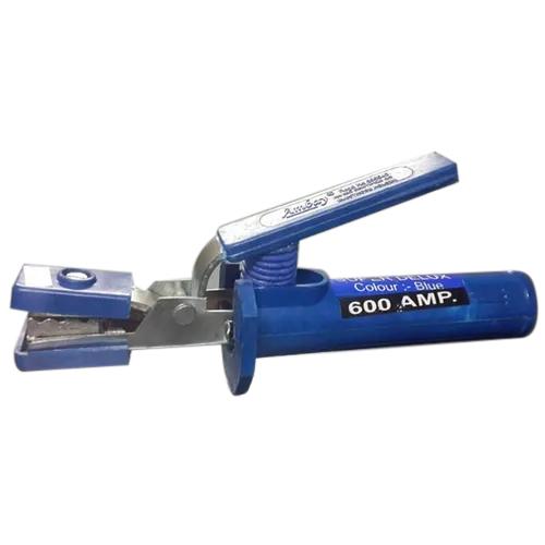 600 AMP Blue Colour Welding Electrode Holder