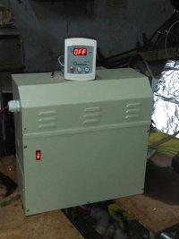 Heavy Duty Steam Bath Generator 09 K.W