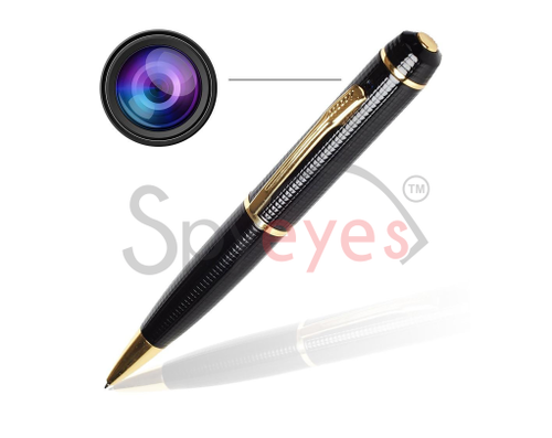 SPYEYES - Spy Pen Hidden Camera 1080P - Video/Audio/Photo