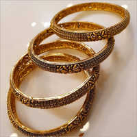 Wedding Wear Gold Kada