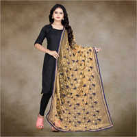 Ladies Fine Embroidery Dupatta