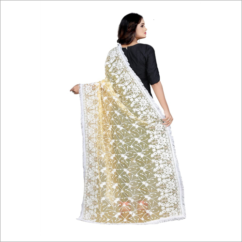 Ladies Heavy Embroidery Dupatta
