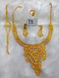 yellow gold Jewellery Sets