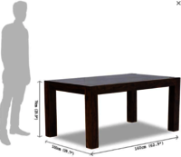 Wooden Dining table set Majesty