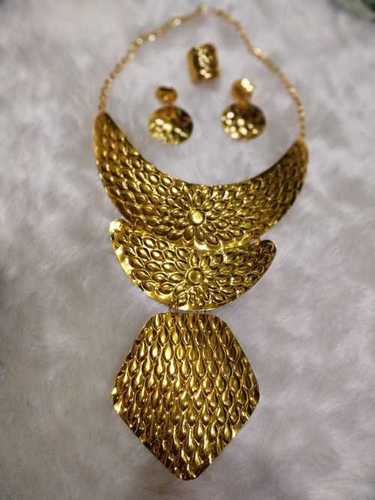 Jewels Traditional Gold Plated