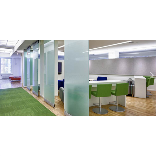 Glass Operable Partition