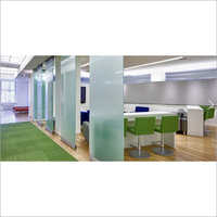 Glass Movable Walls