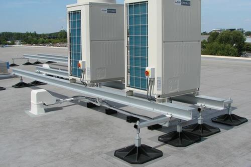 Rooftop Support System, I BEAM