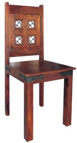 Wooden dining table set Sweden