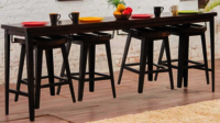 Solid wood Dining table set Modernise