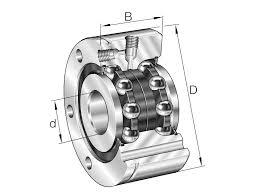 INA Angular Contact Ball Bearings