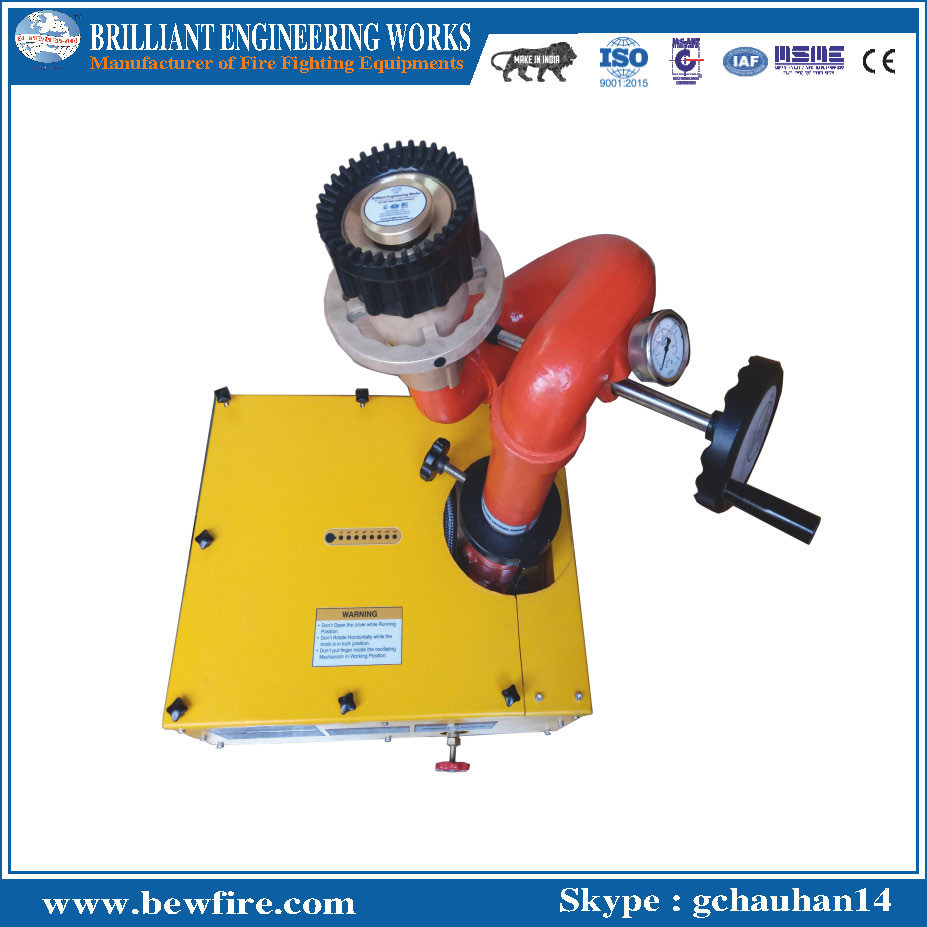 Portable Oscillating Water Monitor