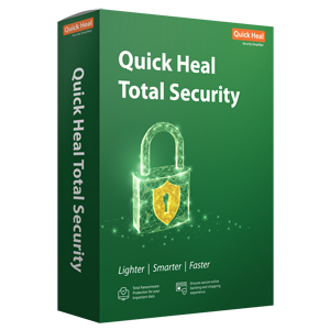 Quick Heal Total Security 1 Pc 1 Year Latest ( Instant Email Delivery of Key in 30 Minutes )