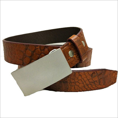 Brown Alligator Belts