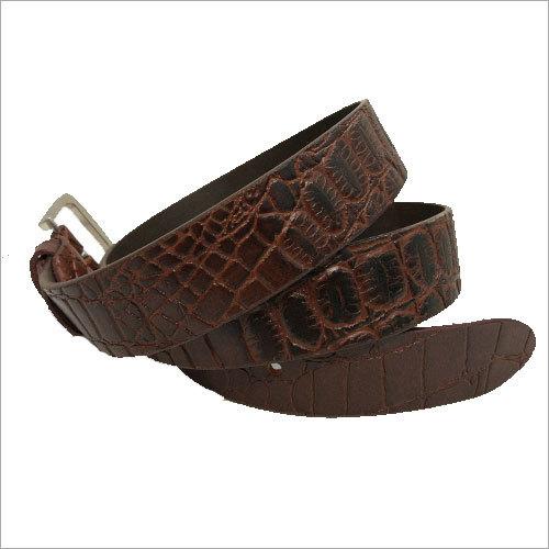 Classic Alligator Belts