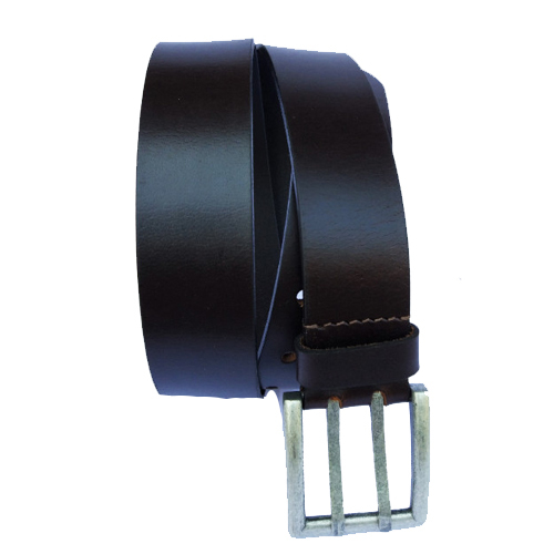 Black Full Grain Leather Belts