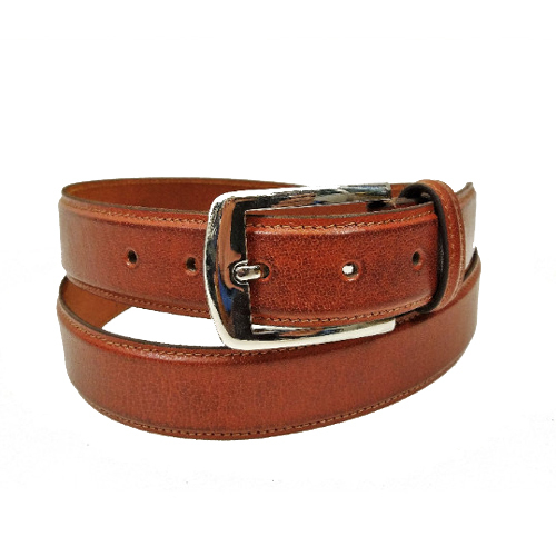 Tan Coloured Formal Belt