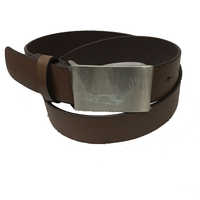 Smooth Finish Office Leather Belt.