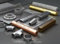 Titanium Threaded Outlet