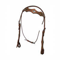 Western Leather Headstalls