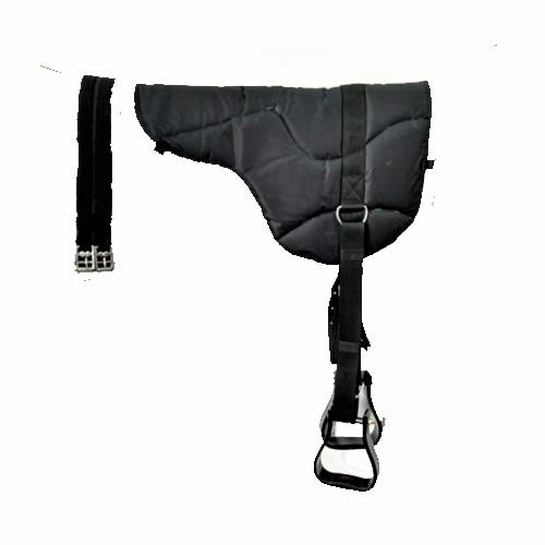 Black Bareback Pad