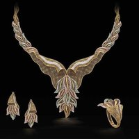 Italien gold jewellery