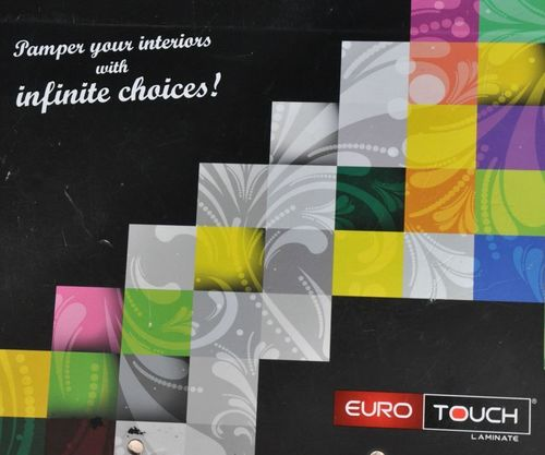 Euro Touch Laminate Sheet