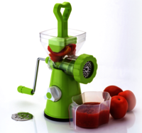 Juicer and Crusher Kitchen Queen 2 in 1