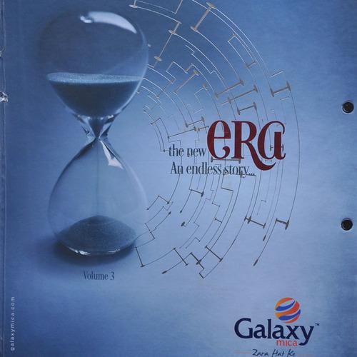Galaxy Mica Laminate Sheet