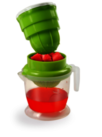 Nano Fruit Juicer 2 in 1