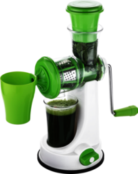 Ultra Deluxe Plus Juicer