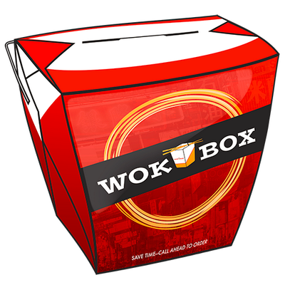 500ML Wok Box