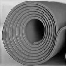 fire heat and oil resistants rubber sheet
