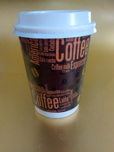 250ML Double Wall Paper Cup
