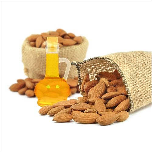 Almond Bitter Oil