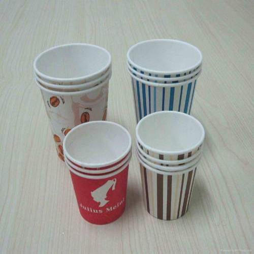 Paper Glasses With Lids