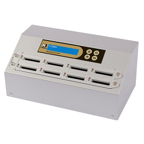C Fast Series-1 to 7 CFast Duplicator and Sanitizer (CFN908G)