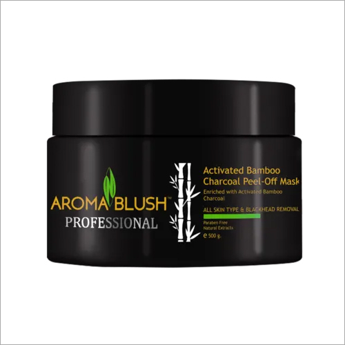Activated Bamboo Charcoal peel Off Mask