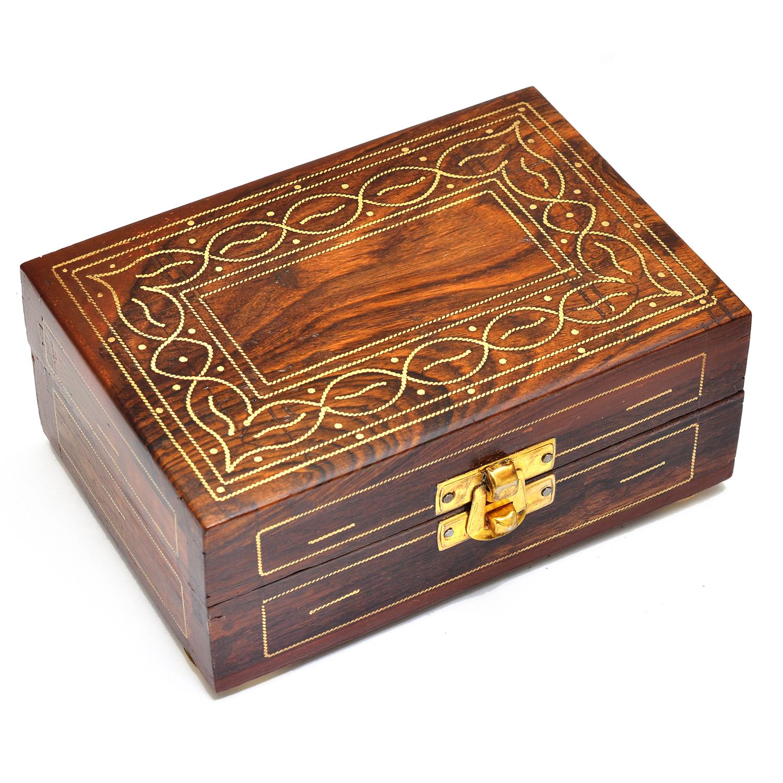 Wooden Three
