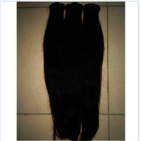 Silky Straight Human Hair Extension